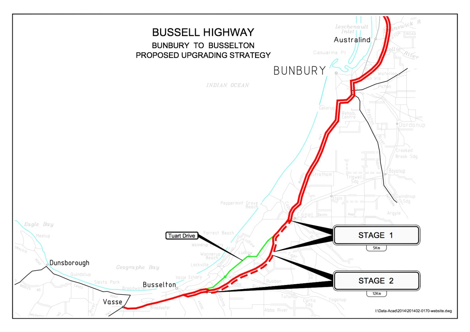 Bussell Highway - proposed map-Sep-03-2020-11-31-02-98-PM