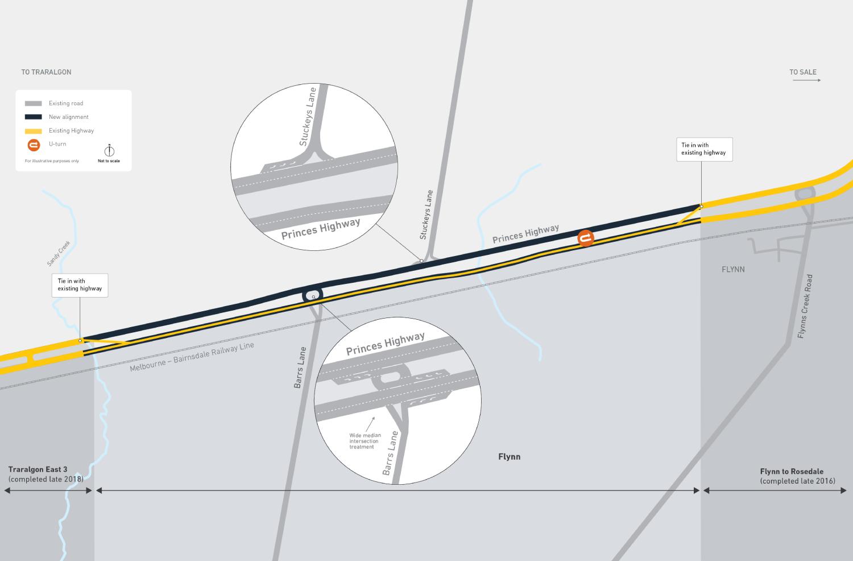 PHE-Traralgon-Sale-Flynn-Creek-Rd-Map (1)