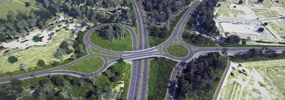 Bunbury Outer Ring Road (cr: Main Roads WA)