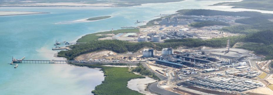 Gladstone State Development Area (cr: Queensland Government)