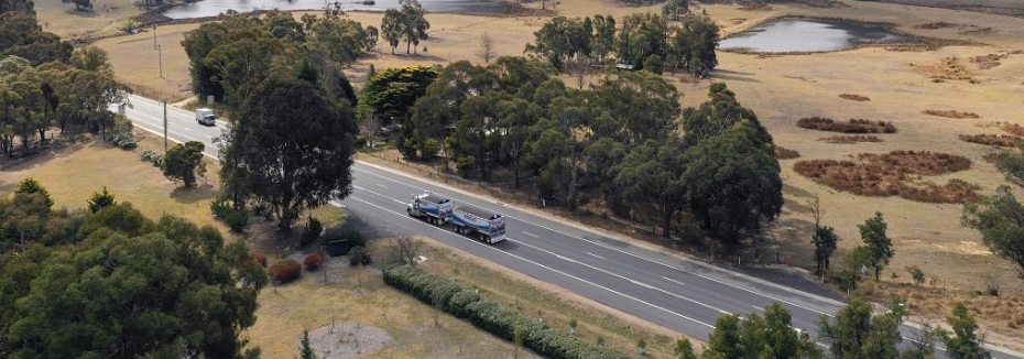 Great Western Highway Upgrade - Katoomba to Lithgow (cr: Transport for NSW)