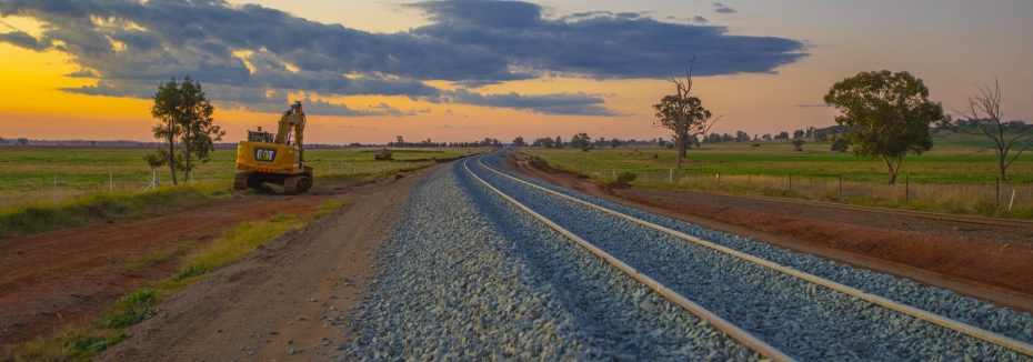 Inland Rail (cr: Australian Rail Track Corporation)