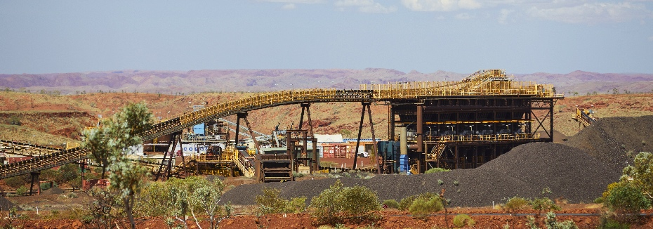Iron Bridge Magnetite Project (cr: Fortescue Metals Group)