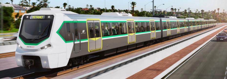 C Series train (cr: METRONET)