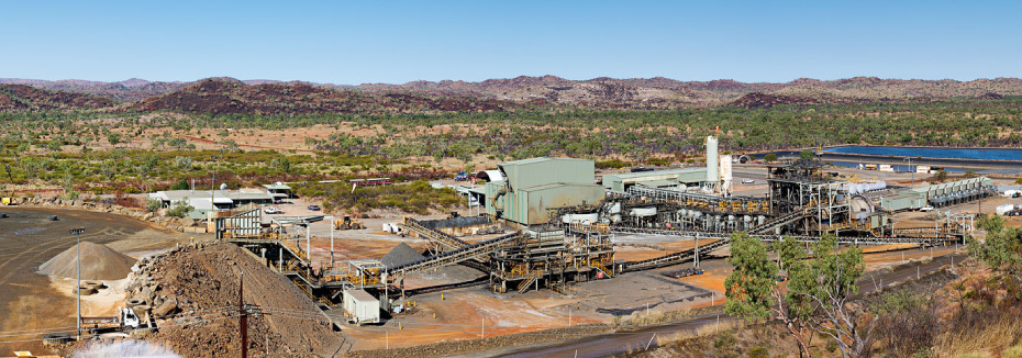 Savannah Nickel Operations (cr: Panoramic Resources)