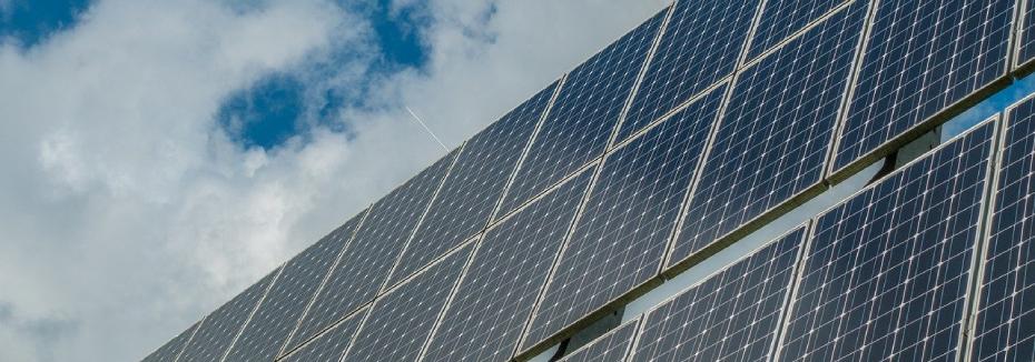 Solar Farm project (cr: Pixabay - Sebastian Ganso)