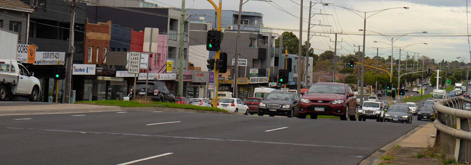 South Road (cr: Major Road Projects Victoria)