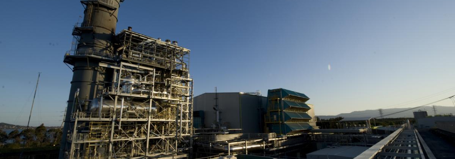 Tallawarra power station (cr: EnergyAustralia)