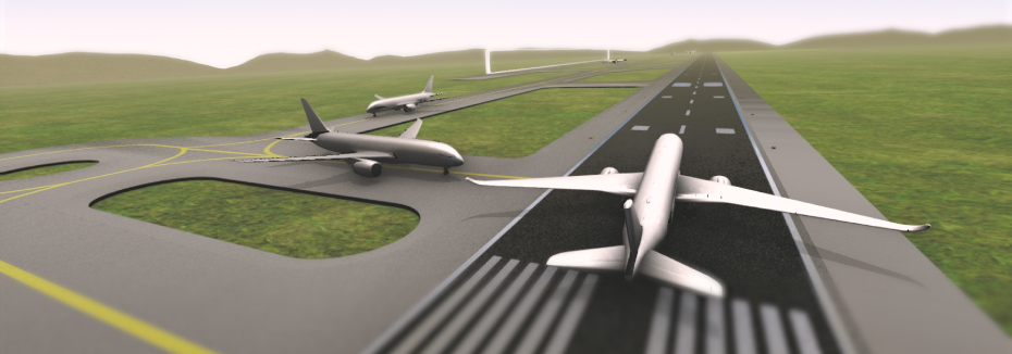 Airside render (cr: Minister for Communications, Urban Infrastructure, Cities and the Arts)