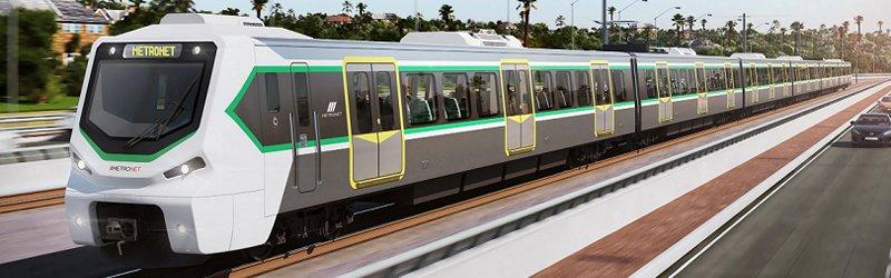 METRONET rail car (cr: METRONET)